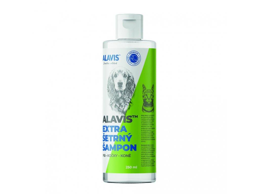ALAVIS Extra Setrny Sampon 250ml 2710202010230028756