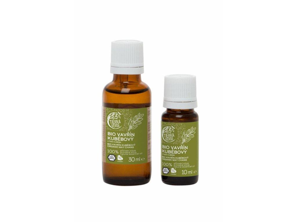 Tierra Verde – Silice BIO Vavřín Kubébový, 30 ml