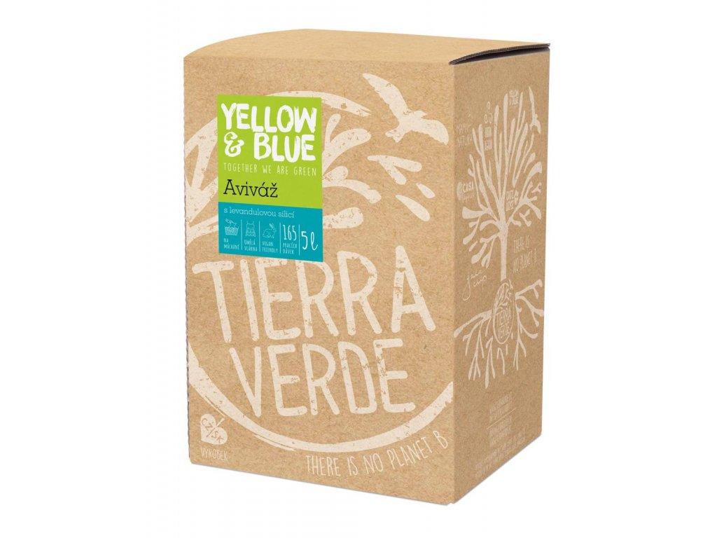 Tierra Verde – Aviváž (Yellow & Blue), 5 l