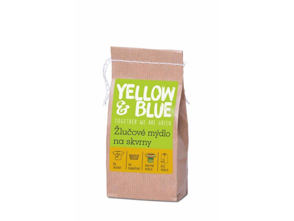Tierra Verde – Žlučové mýdlo (Yellow & Blue), 45 g