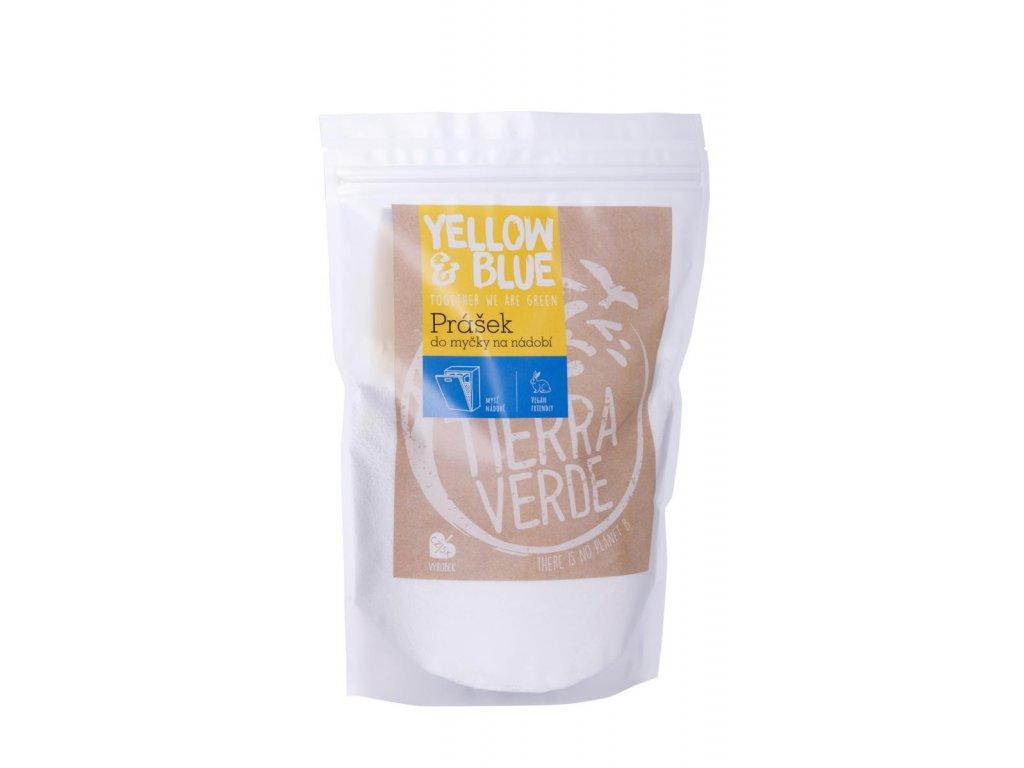 Tierra Verde – Prášek do myčky (Yellow & Blue), 1 kg