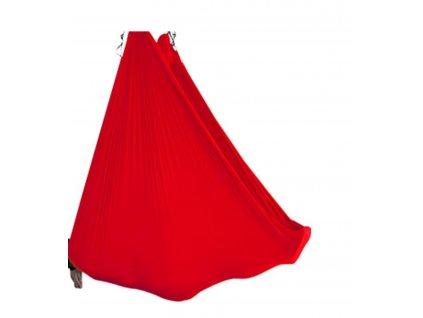 cervena sala na letaci jogu