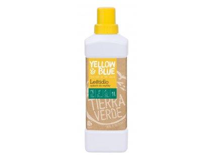 Tierra Verde – Leštidlo - oplach do myčky (Yellow & Blue), 1 l