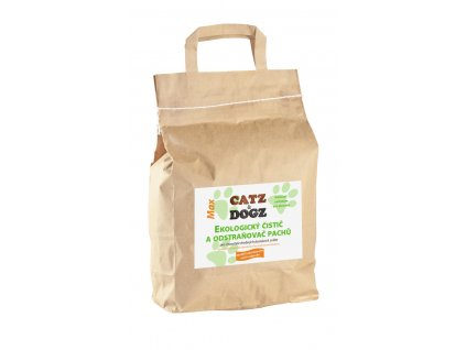 Tierra Verde – Max – odstraňovač pachů (Catz & Dogz), 5 kg