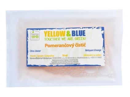 Tierra Verde – Pomerančový odmašťovač – koncentrát (Yellow & Blue), 30 ml
