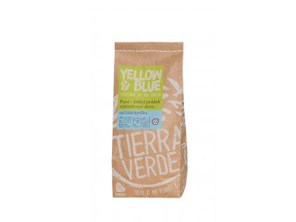 Tierra Verde – Puer – bělicí prášek (Yellow & Blue), 1 kg