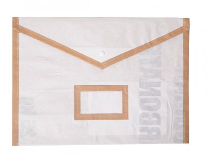 Tierra Verde – Složka papírová na dokumenty A4 – bílá – bezobal 5 ks (Born Again)