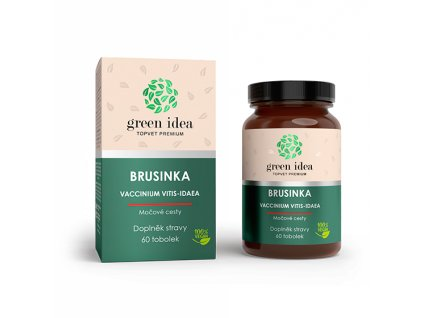 TOPVET Brusinka obecná bylinný extrakt