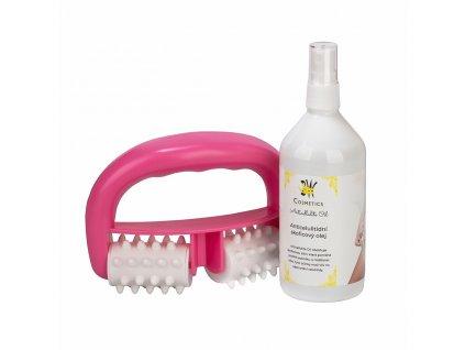 Dr.nek Cosmetics Anticelulitidní set ideální nástroj proti celulitidě z pohodlí domova!