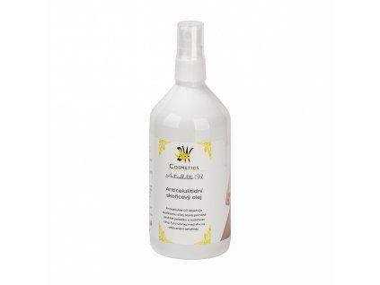 Dr.nek Cosmetics Anticellulite OIL jedinečný prohřívací olej proti celulitidě 200 ml