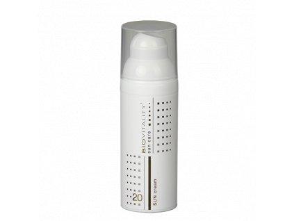 Biovitality Sun cream SPF 20 - sun care 50ml