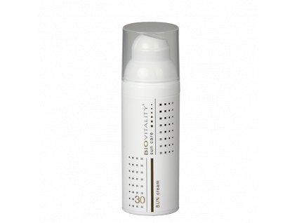 Biovitality Sun cream SPF 30 - sun care 50ml