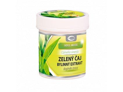 TOPVET Zelený čaj bylinný extrakt