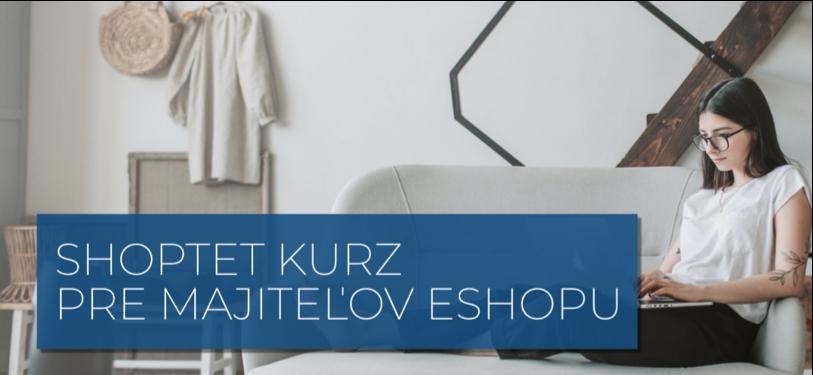 Ako si založiť a vytvoriť svojpomocne vlastný eshop od základov na Shoptete