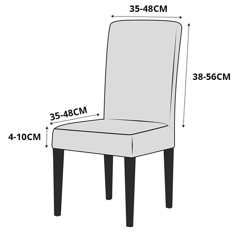 mainimage51-2-4-6-Pcs-Jacquard-Plain-Dining-Chair-Cover-Spandex-Elastic-Chair-Slipcover-Case-Stretch