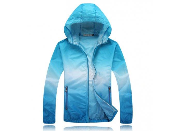 Dvoubarevná bunda/ UNISEX /podzimní bunda