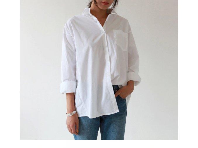 stylová dámská košile (Velikost S)