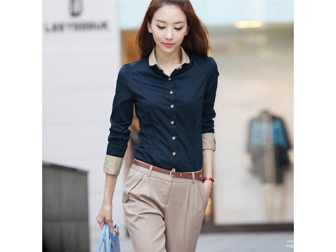 Dámská košile (Velikost S)