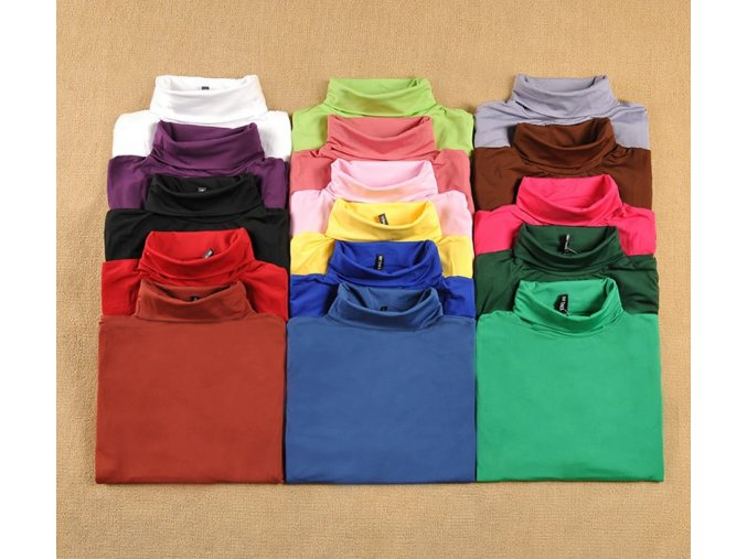 Dámské tričko s dlouhým rukávem (barva Bílá)