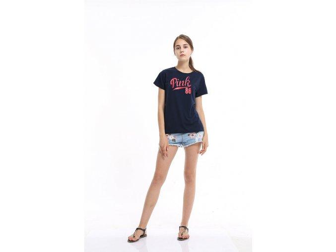 Dámské tričko s krátkým rukávem (Velikost S)