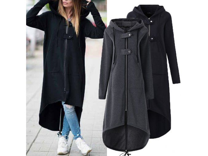 2018 ZANZEA Autumn Coat Women Hooded Hoodies Dress Female Long Sleeve Casual Sweatshirt Lady Zipper Buckle.jpg 640x640