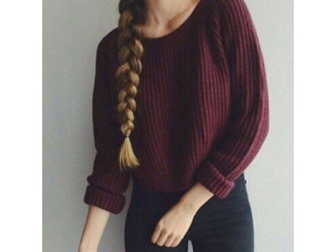 2706 podzimni svetr