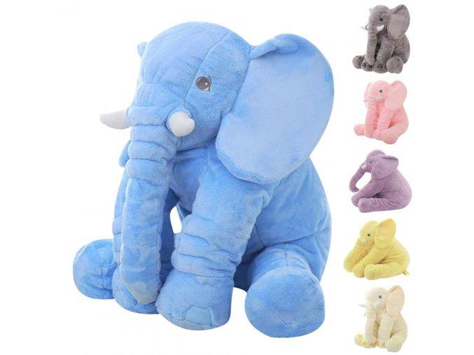 Plyšová hračka - slon