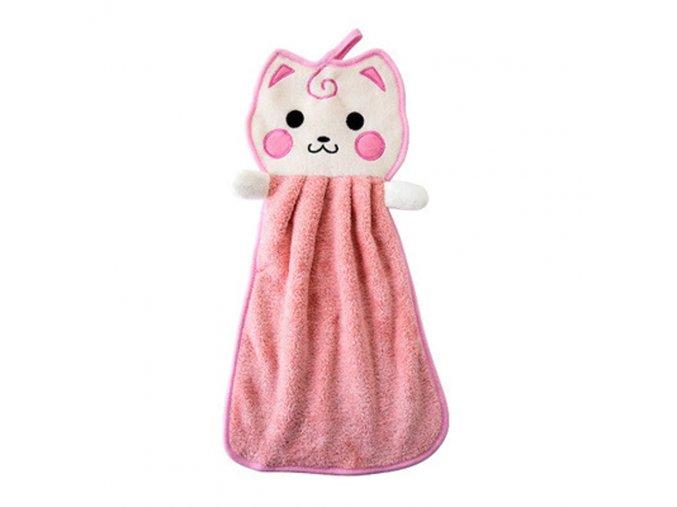 Roztomilý dětský ručník