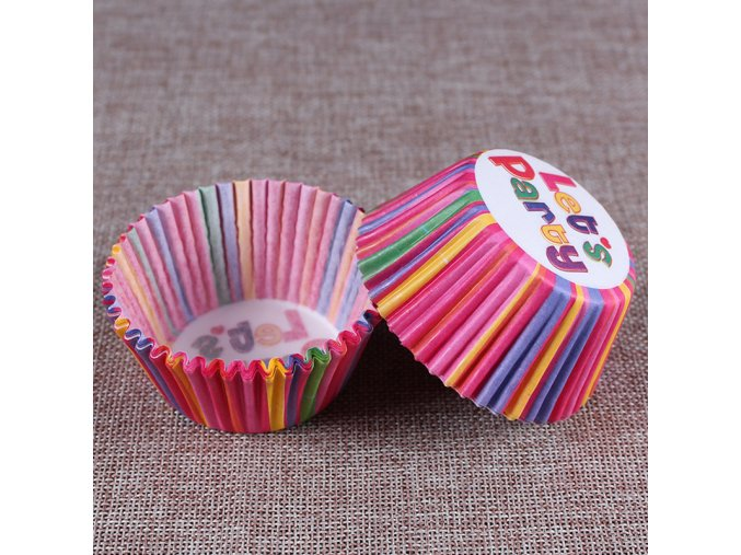 Papírové formy na muffiny
