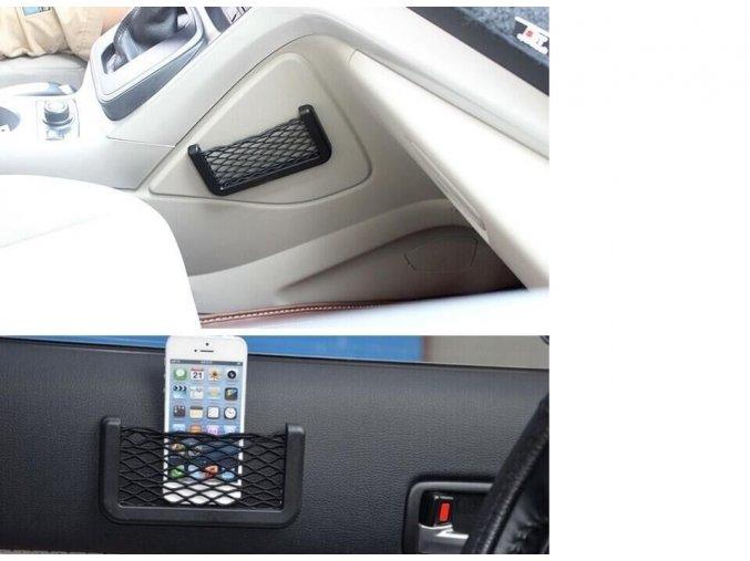 Držák na mobilní telefon do auta