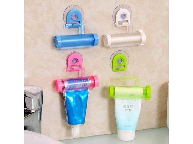 Vytlačovač na zubní pastu