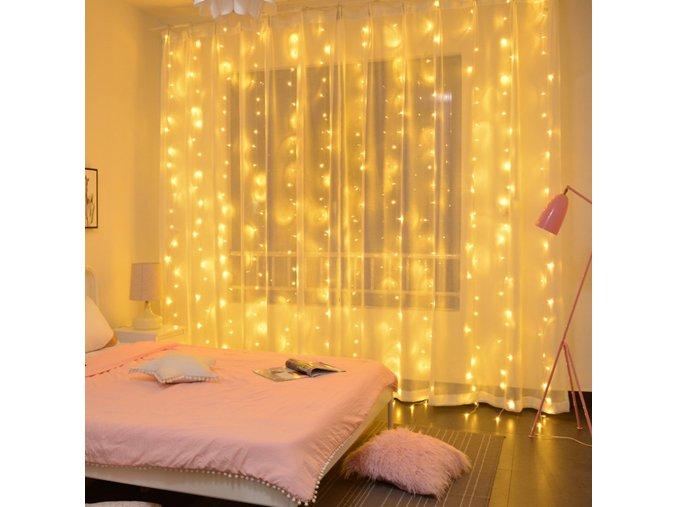 LED Vánoční světýlka