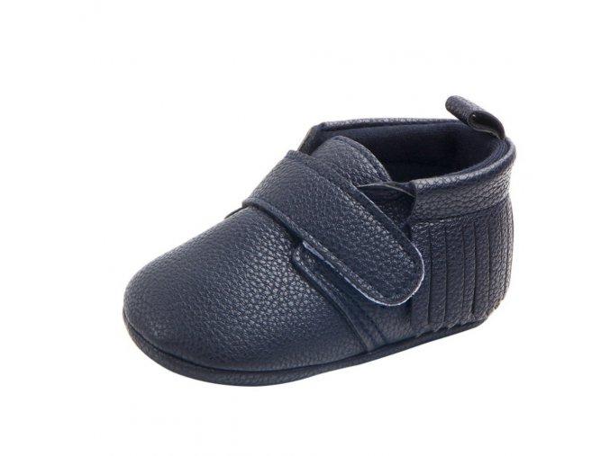 Dětské boty na suchý zip