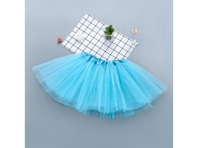 Dětská TUTU sukně