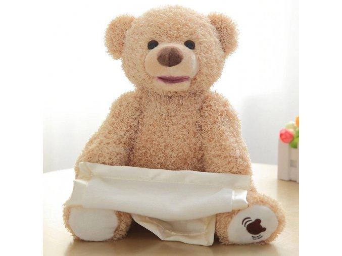 Plyšový medvídek, který hraje
