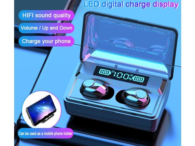 0 main fangtuosi 2020 new stereo wireless bluetooth headset sport bluetooth earphone wireless headphones with 2200mah charging stand