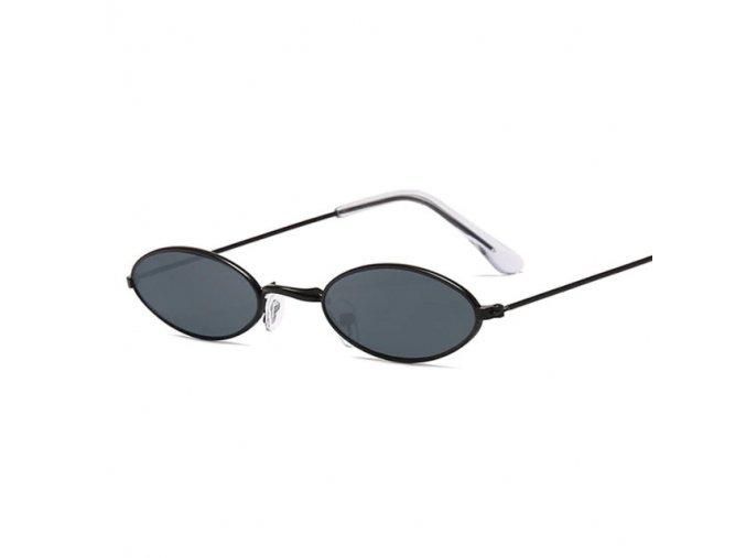 Oválné sluneční brýle
