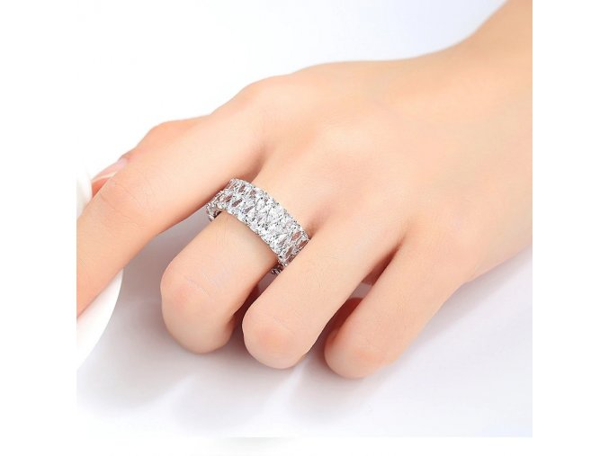 Dámský prstýnek v Boho stylu