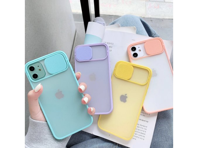 0 main camera lens protection phone case on for iphone 11 pro max 8 7 6 6s plus xr xsmax x xs se 2020 color candy soft back cover gift