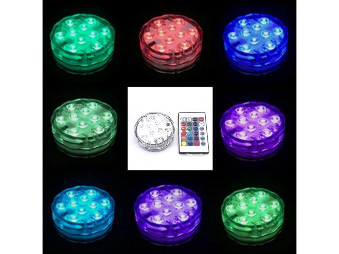 Party světlo LED ASHX