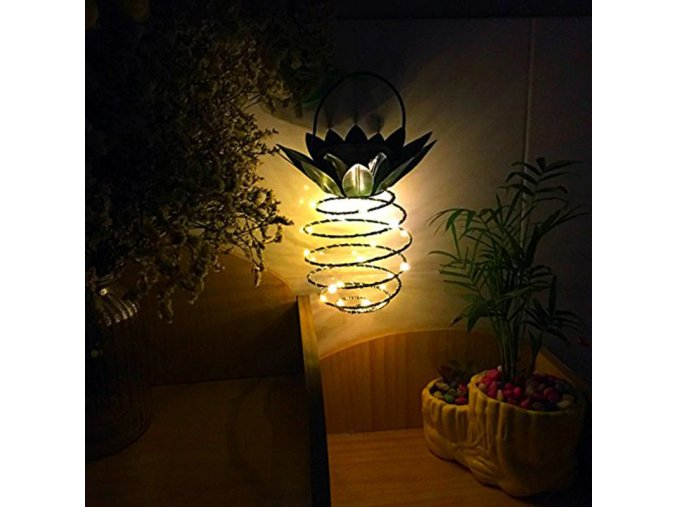 Lampion na zahradu