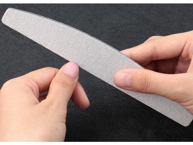 Papírový pilník na nehty - 5 kusů