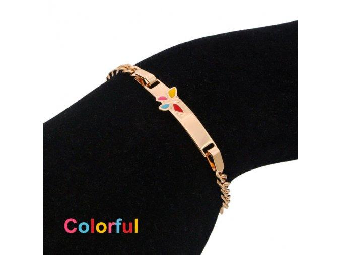 11 variant pink heart bracelets for little baby girl bracelet kids jewelry christmas gift baptism armband gold pulsera bebe pulceras b0929