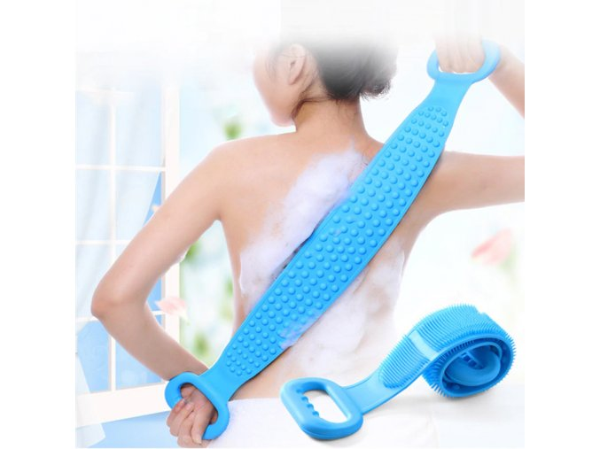 Silikonový masážní pás BATH