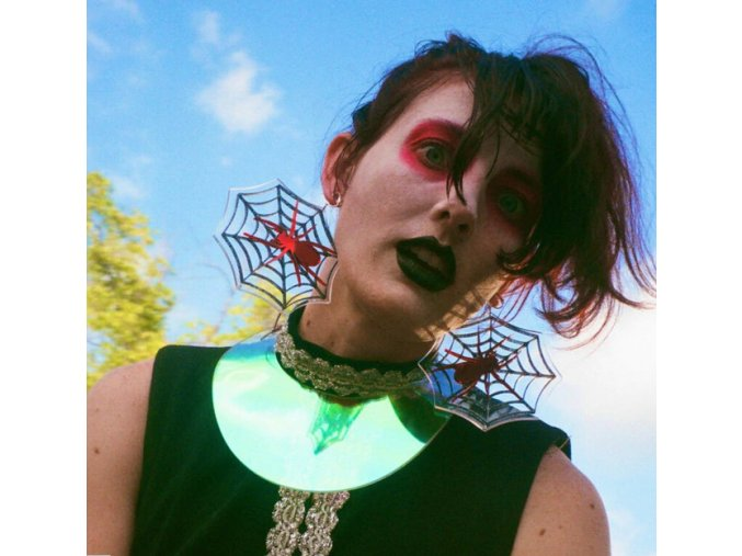 2 variant earrings for women girls cartoon funny cute horror zombies taro bats ghost dark christmas gifts halloween