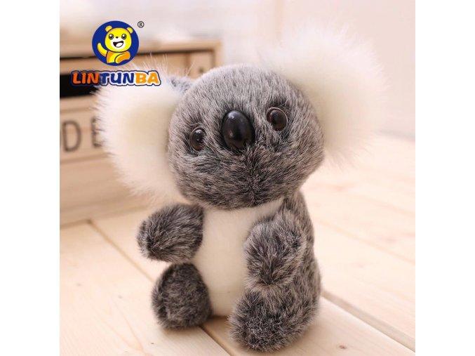 0 main 16cm new arrival super cute small koala bear plush toys adventure koala doll birthday christmas gift pt024