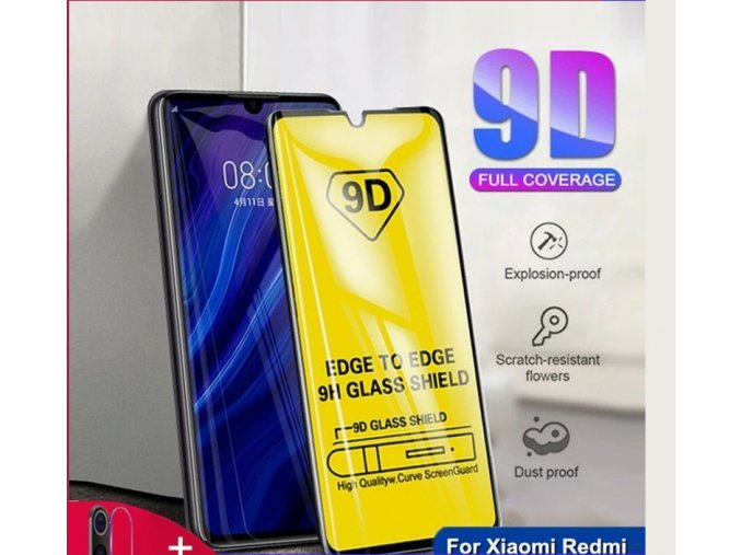 Tvrzené ochranné sklo pro Xiaomi