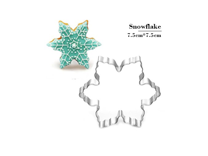 1 variant very simple and practical christmas animal shape stainless cake decorating toolsbaking biscuits and cookies molddirect selling