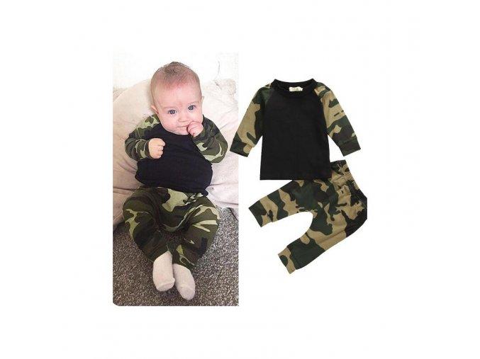 0 main 2016 newborn kids camouflage set baby boys long sleeve clothes t shirt topslong pants autumn spring outfit set
