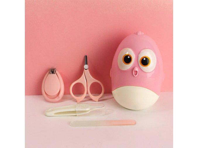 Set na úpravu dětských nehtů